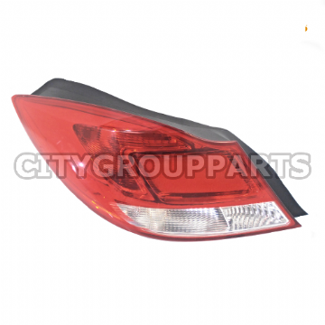 Genuine Vauxhall Insignia 2008 To 2013 Passenger Side Rear Lamp Light 13265354AY